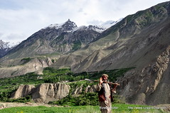 Welcome to Askole (rizwanbuttar) Tags: pakistan village valley concordia karakoram rizwan askole baltoro buttar shigar