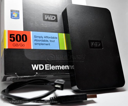 WD Elements 500 GB (Low Res copy)