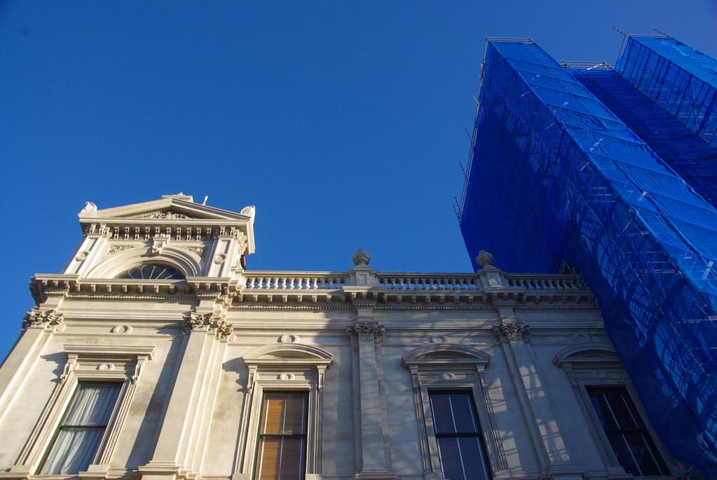 Ballarat Town Hall restoration 7370