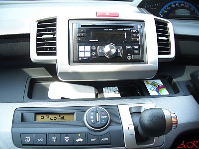 honda freed - dashboard1
