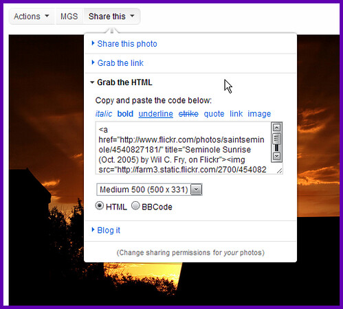 Flickr: The Help Forum: How can I get the file name from my