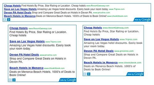 Google AdSense New ads