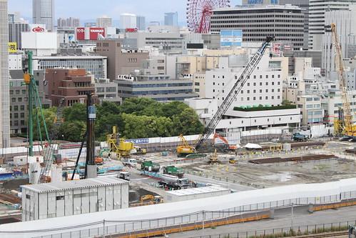 3dc5b11ca402 大阪梅田の再開発をじっくりと定点観測してみるブログ | 2010年5月26日