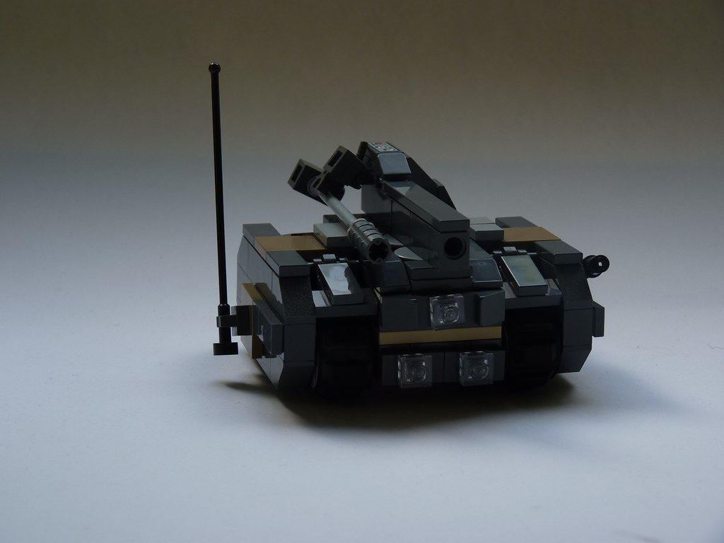 Light Unmanned Tank