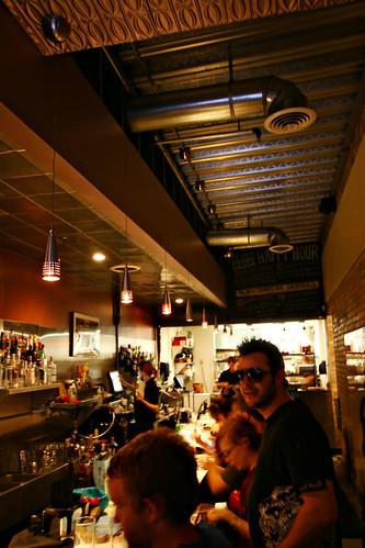 Inside Town Talk Diner