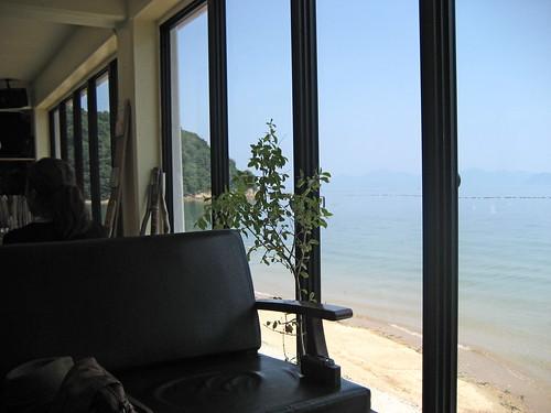 波輝カフェ 七浦 海水浴場の画像 2