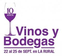 Avances de la 10ª Vinos y Bodegas