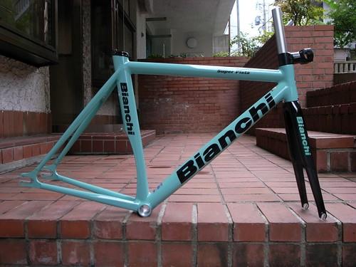 Bianchi Super Pista (Celeste)