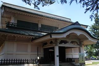 【米沢】上杉神社‧稽照殿