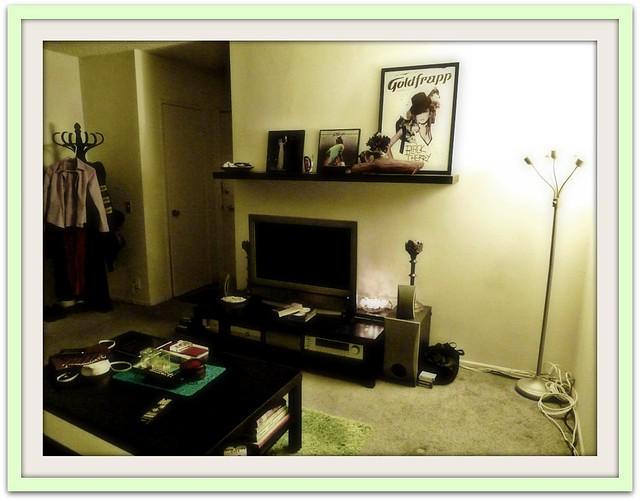 Living Room Breakdown
