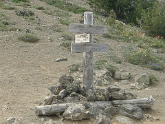Marmot Pass.