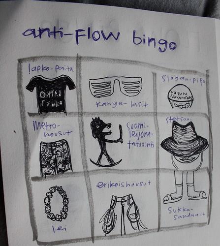 anti-Flow-bingo