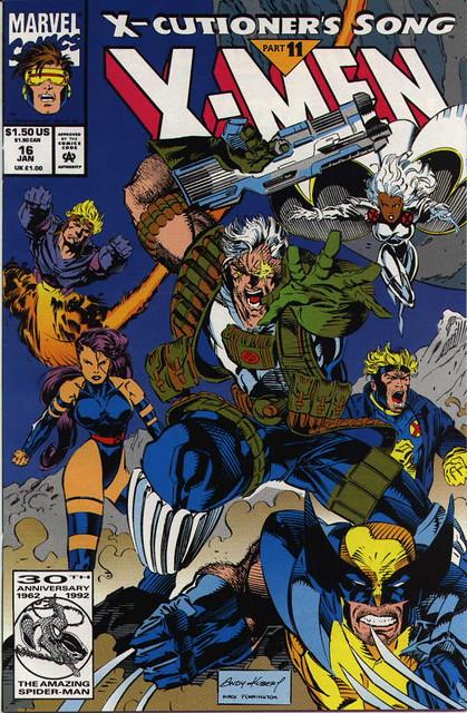 X-Men (Vol 2) 1600