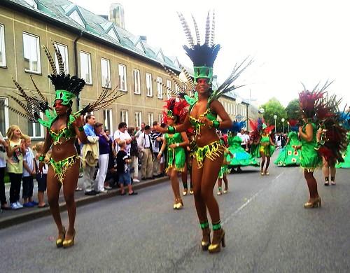 Scandinavian Carnival in MaRioStad Sweden #1