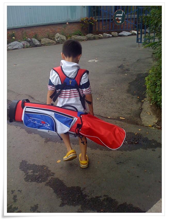 Sean Golf 2