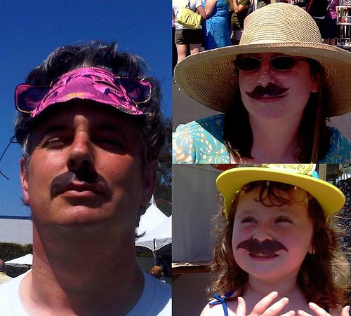 mustachio-Unique OC Market
