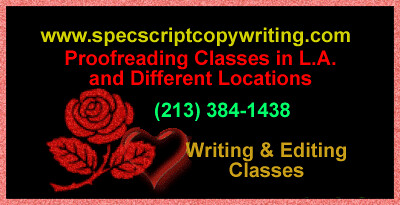 classes by proofreading classes