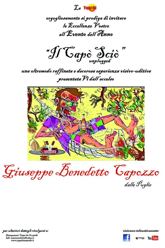 Il Capò Sciò by G.B.Capozzo