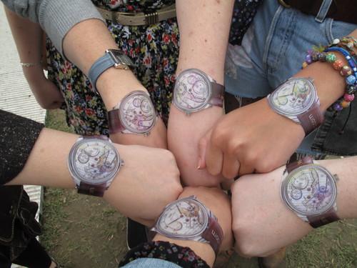 Coolest wristbands evaaah!