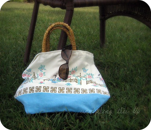 pillowcase purse