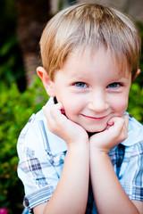 [フリー画像] 人物, 子供, 少年・男の子, アメリカ人, 201009180500