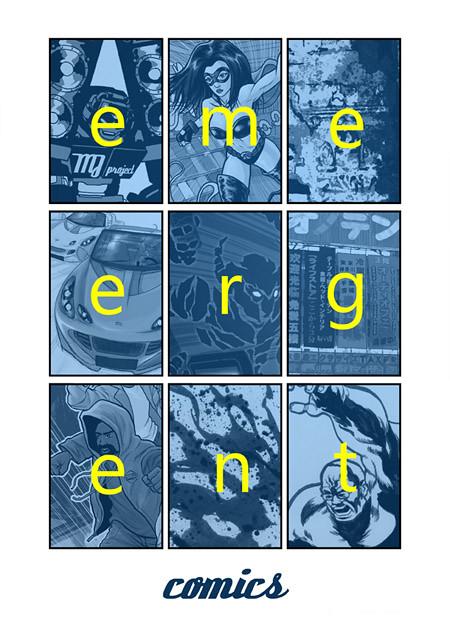 emergent comics