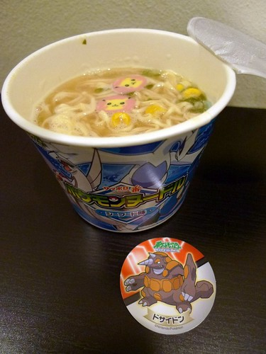 Pokemon World Instant Noodles