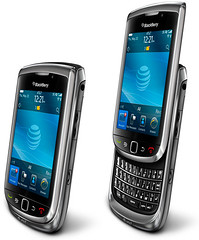BlackBerry Torch 9800 video review