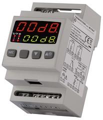 "new TJ series temperature controller type ""D""."