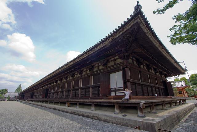Toushiya à Sanjusangendo
