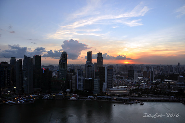 Skypark@Marina Bay Sands Singapore