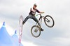 BMX stunt show at Sea Sessions 2010