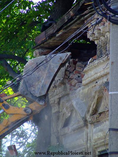 Casa Z(usserman) C - 2010 - demolare - 13