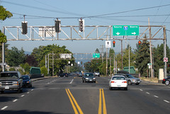 N. Rosa Parks Way at I-5-1