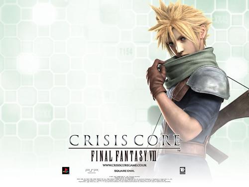 Crisis Core: Final Fantasy VII  4907335364_ab0b6d2289
