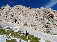 Alpinismo Sibillini - Diedro degli Angeli