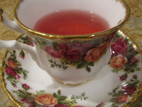 Apricot Peach Tea