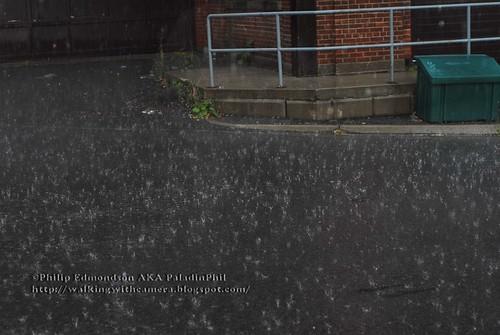 Rain, Hard Rain