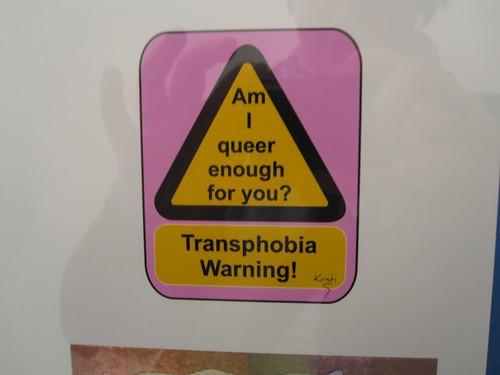 Queer Enough?