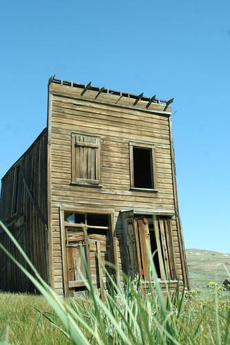 rumbledown Bodie house #2
