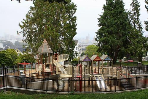 essay on playground for kids
