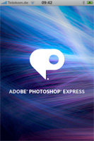 Photoshop Express für iPhone und iPad
