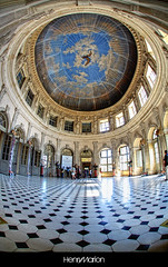 Grand Salon du chateau de Vaux le Vicomte