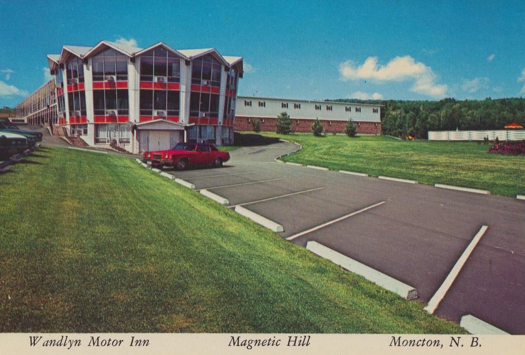 Wandlyn Motor Inn - Moncton, New Brunswick