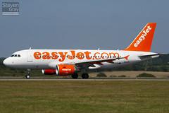 G-EZFE - 3824 - Easyjet - Airbus A319-111 - Luton - 100816 - Steven Gray - IMG_1511