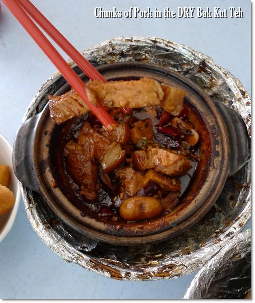 Dry Bak Kut Teh @ Tan Kee2