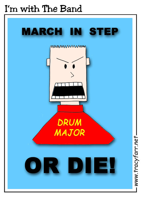 Drum Major Mantra