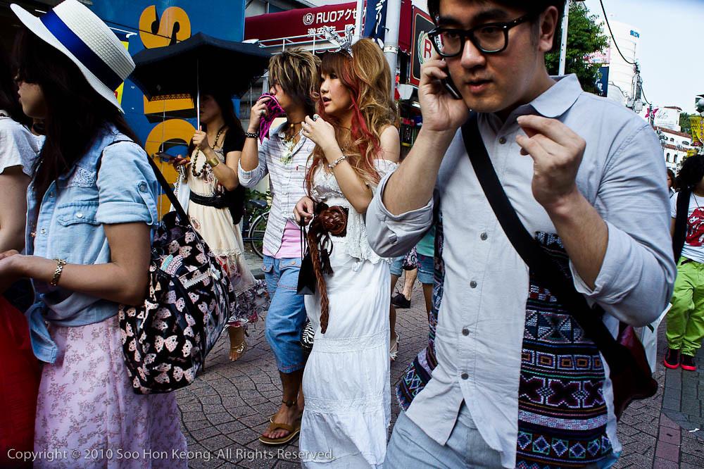 Harajuku Boys and Girls @ Tokyo, Japan