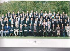 Stamford School Staff 1988