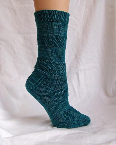 Hoodie Socks - Side